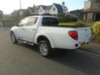 MITSUBISHI L200 WARRIOR 2.5 DID DOUBLE CAB LOG BED