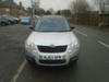 SKODA YETI ADVENTURE 2 LITRE TDI 140 5 DOOR